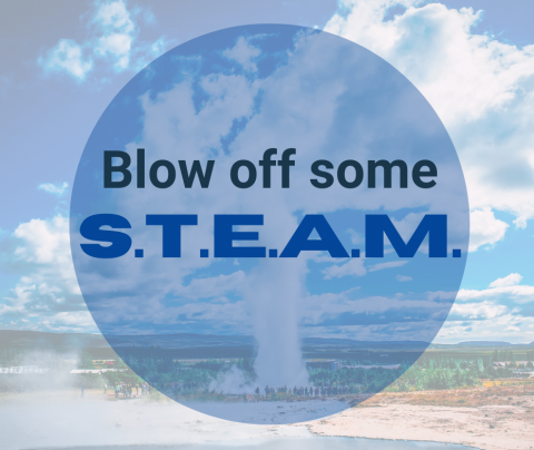 Blow off some STEAM