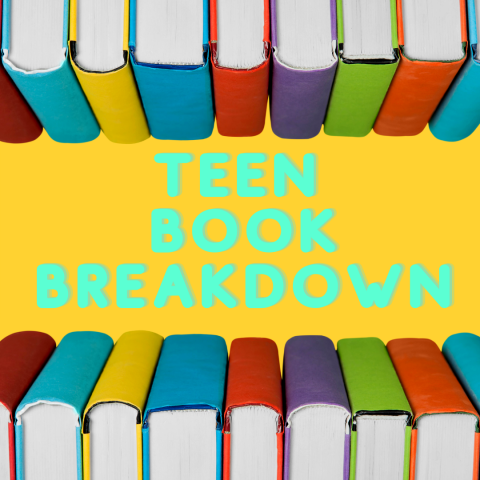Teen Book Breakdown Logo