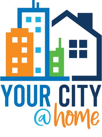 Your City @ Home Logo
