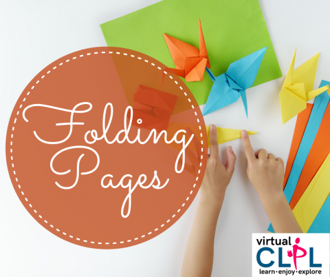 Folding Pages Logo